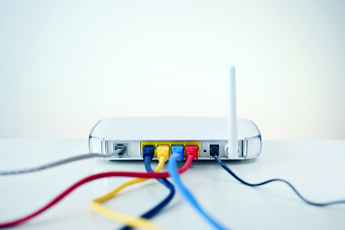 Wi-fi роутер в домашних условиях