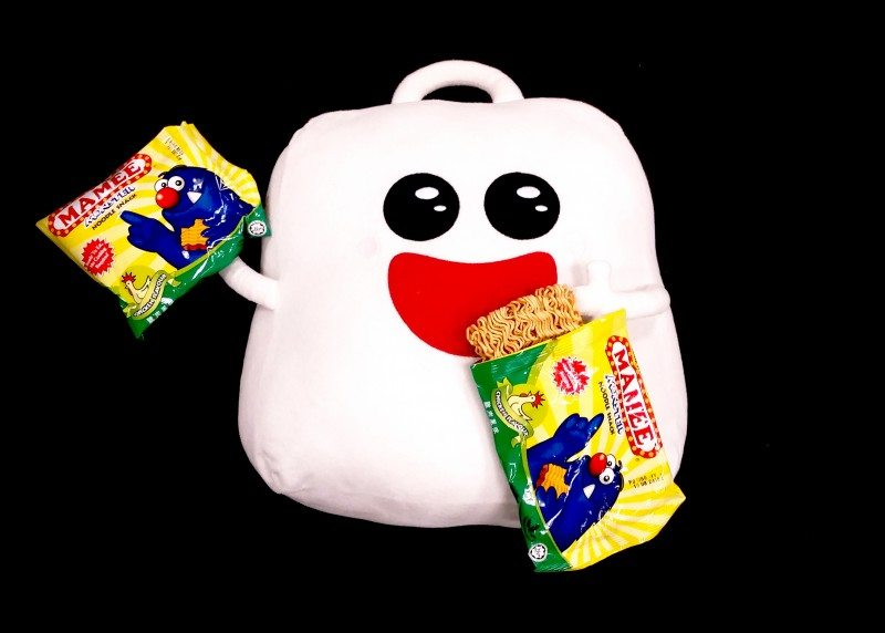 Mamee Monster Noodle Snack