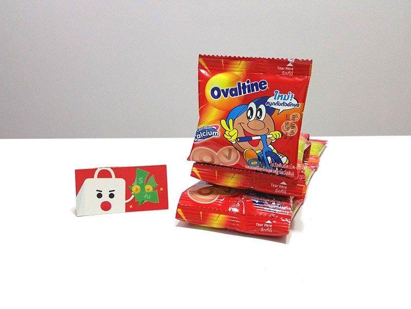 Ovaltine Malties Sweets