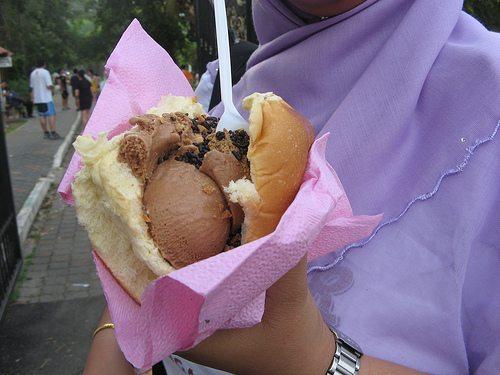 Roti Ice Cream