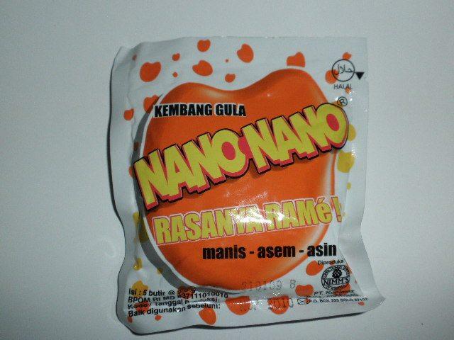 Nano Nano Snacks