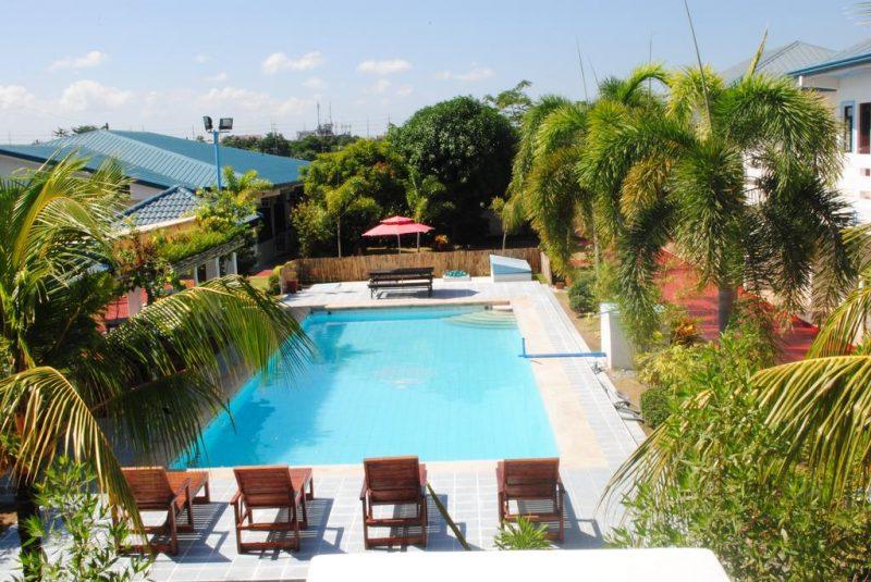 prima resort pool