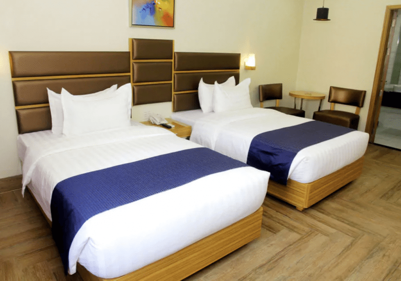 sun star hotel room