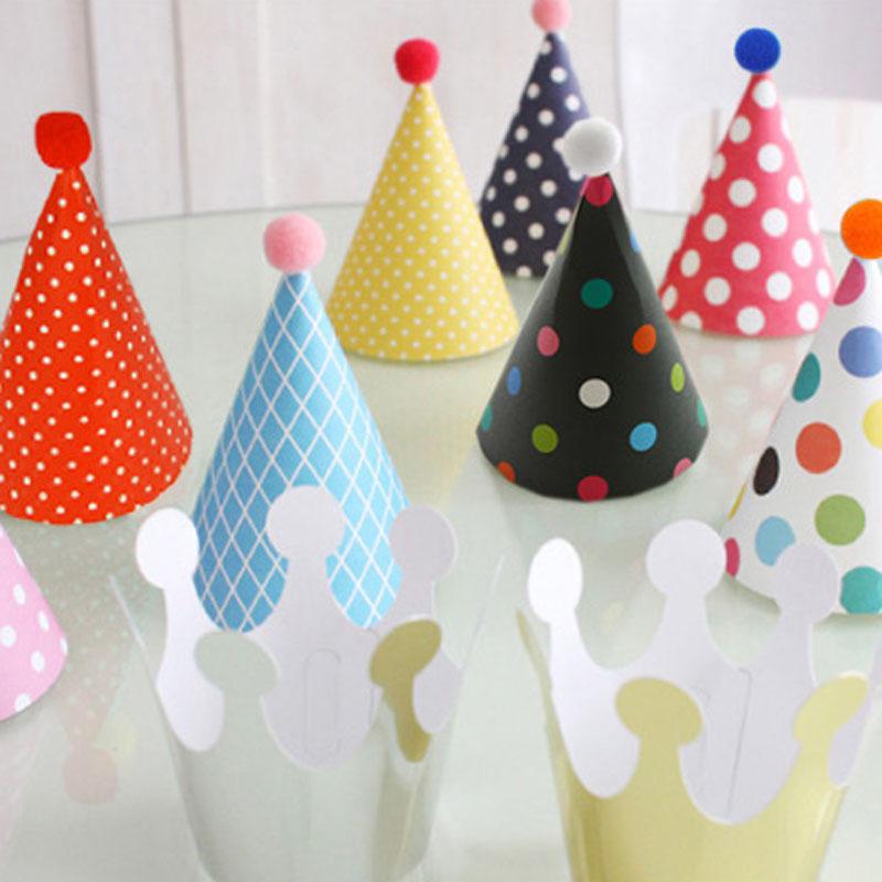 Celebratory Party Hats
