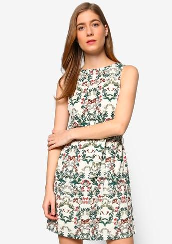 ZALORA Collection A-Line Dress