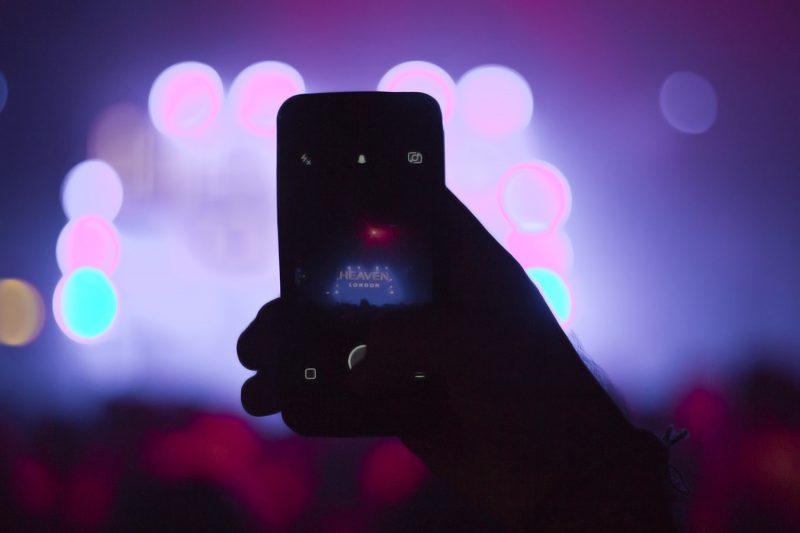 Video Filming Smartphone