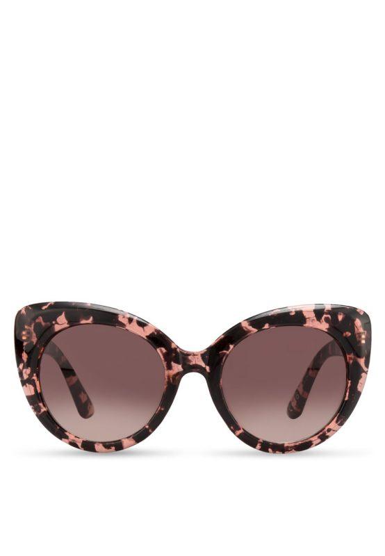 Retro Style Sunglasses - Mango