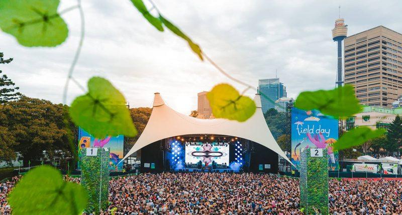 Field Day Festival Australia
