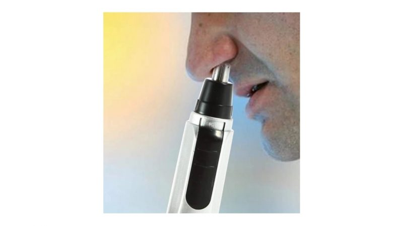 Portable Nose Hair Trimmer