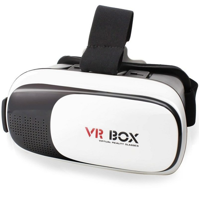 VR Box 3D Virtual Reality Glasses for Smartphone