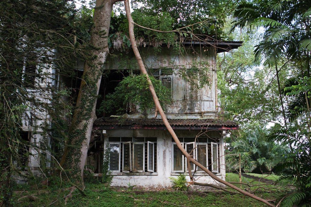 Old Tanglin Hill Brunei Hostel