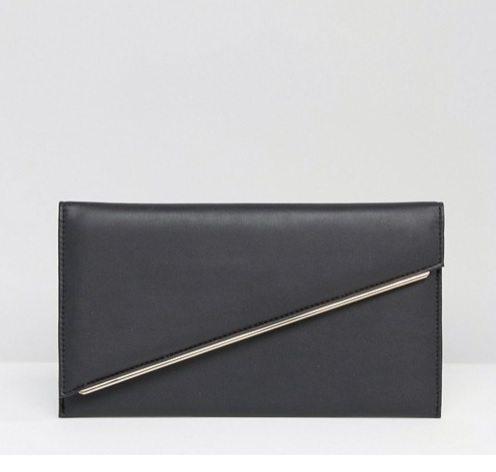 ASOS clutch bag