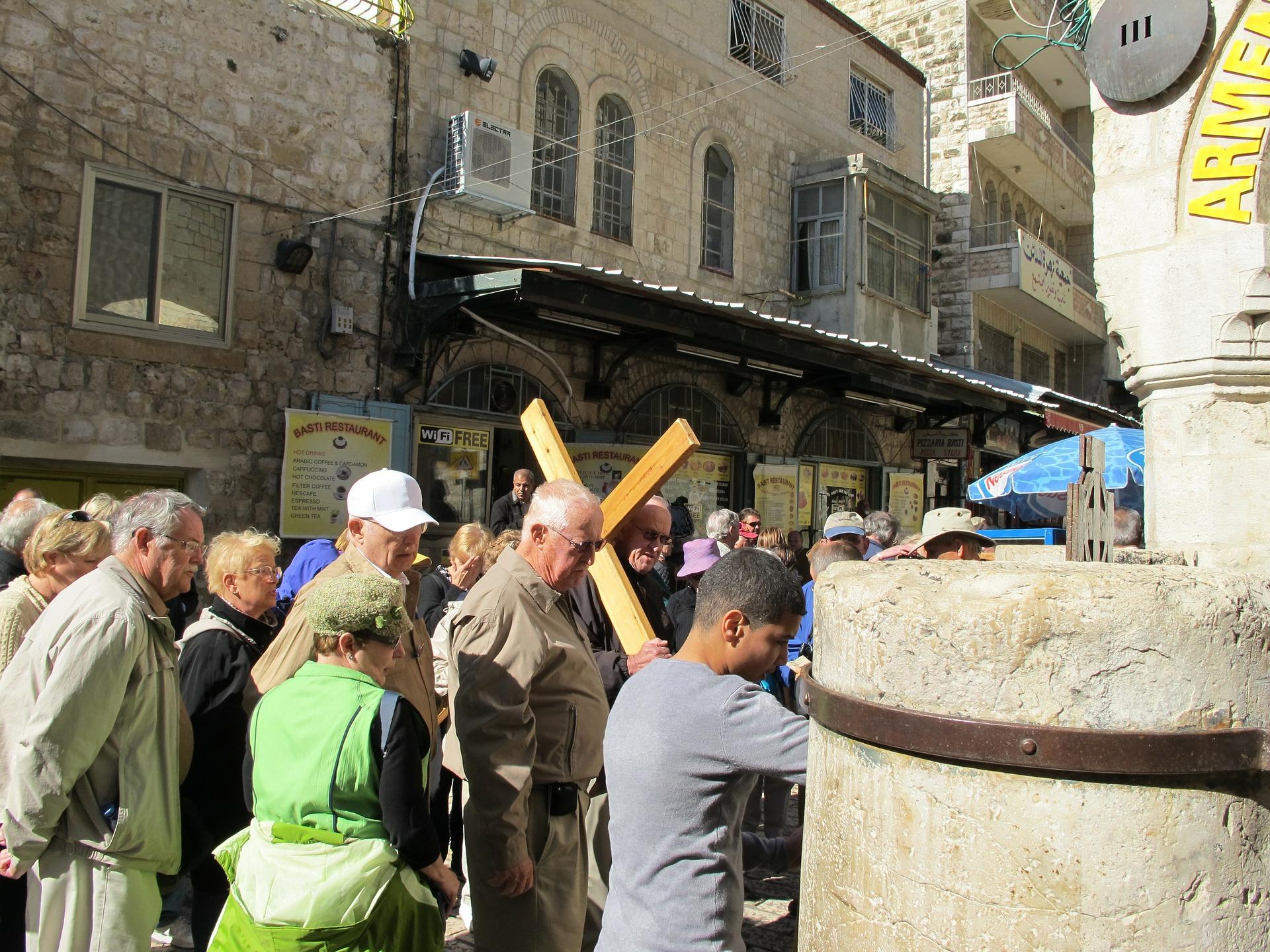 Tradisi Paskah Israel