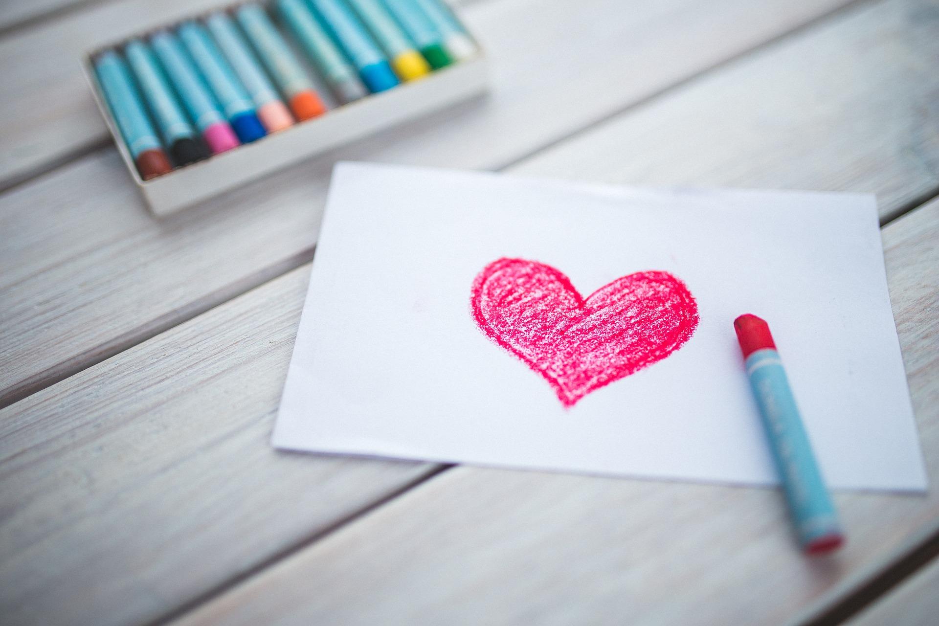 tanda cinta-manfaat bawa bekal