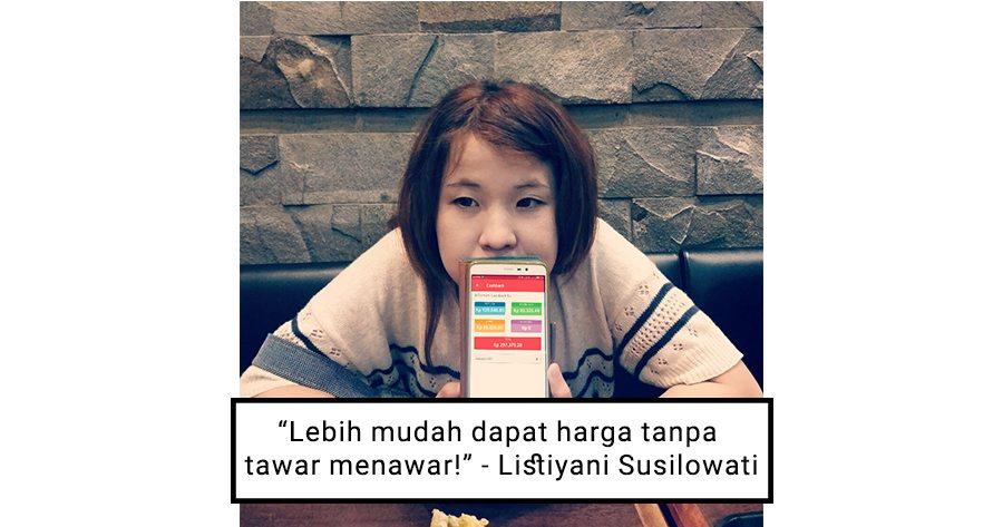 Listiyani Susilowati: Belanja Makin Hemat Plus Dapat Cashback di ShopBack