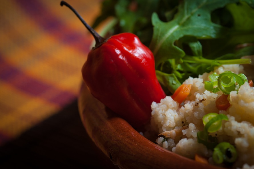 makanan pedas sehat