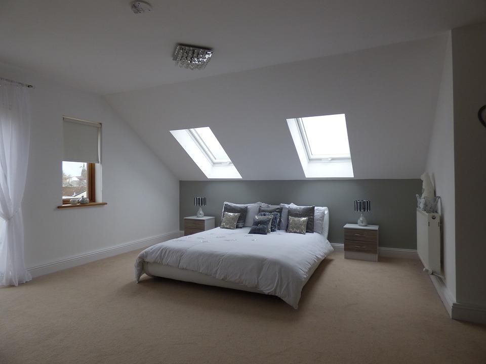 minimalis bed room