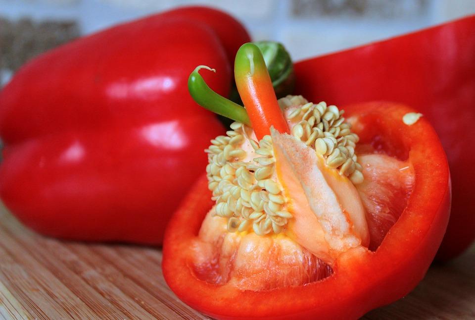 paprika lebih baik dari cabai