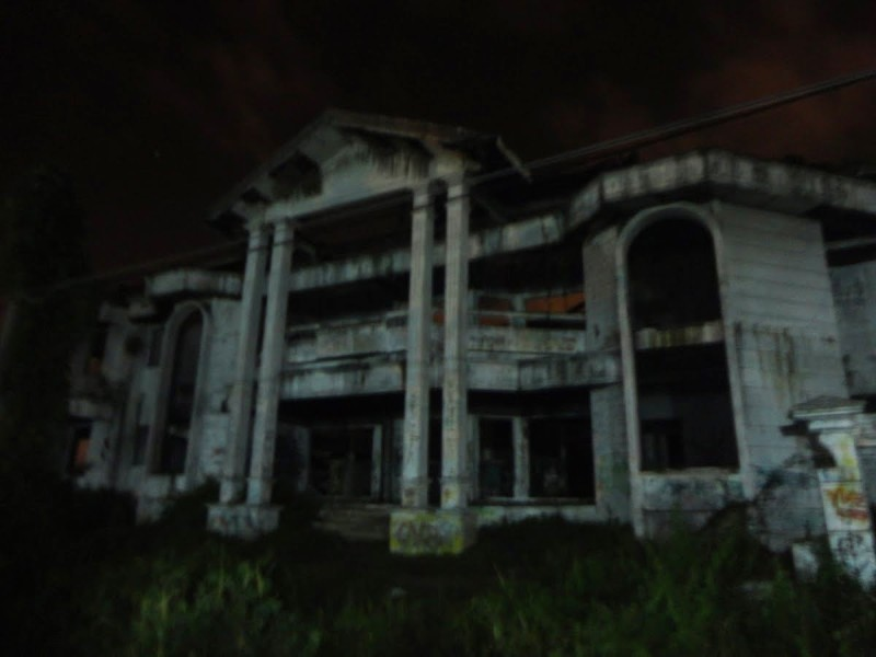 Image result for rumah angker