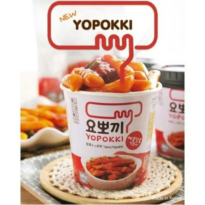 yopokki