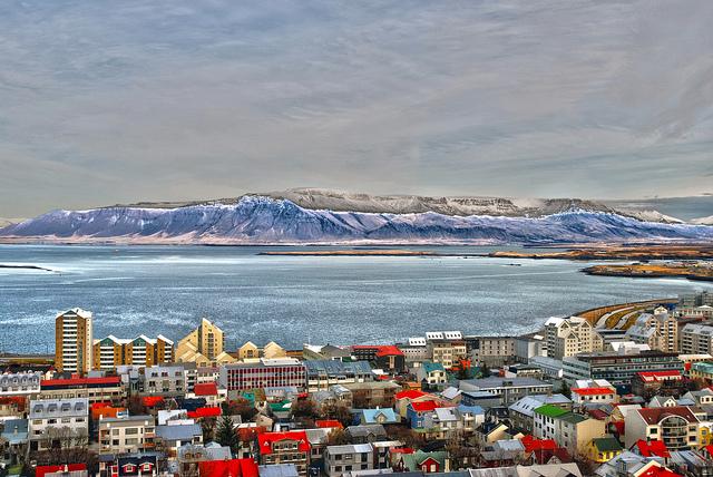 destinasi wisata paling dicari Reykjavik