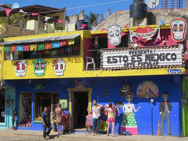 destinasi wisata paling dicari meksiko