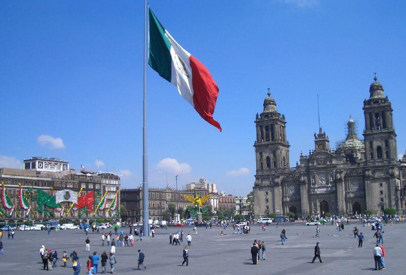 destinasi wisata meksiko