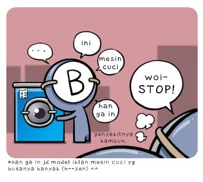 tipe belanja golongan darah b