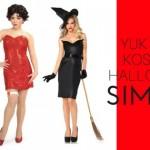 Tampil Stylish dengan 8 Kostum Halloween Simple Ini