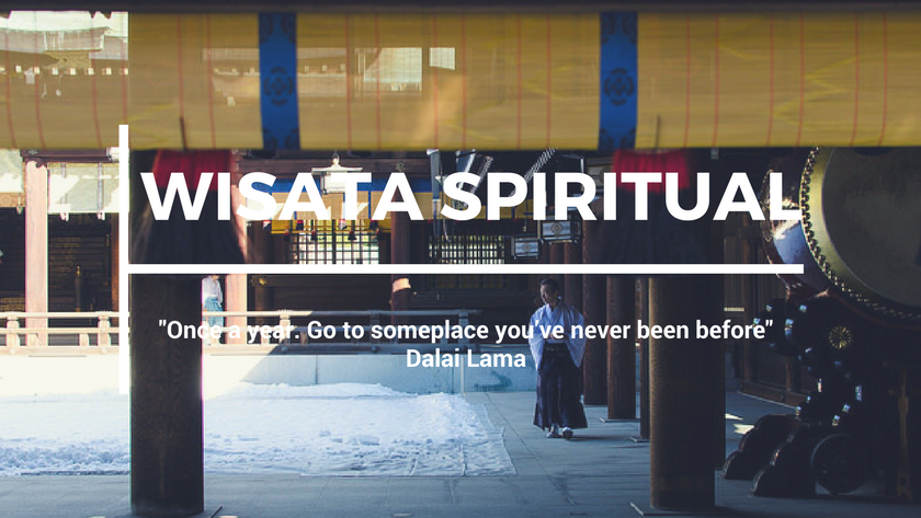 wisata religi dan spiritual