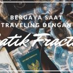 batik travelling