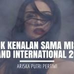 10 Fakta Seputar Ariska Putri Pertiwi, Miss Grand International 2016
