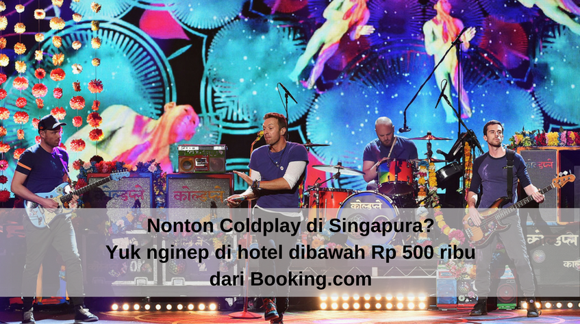 konser coldplay