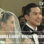 5 Highlight Pernikahan Sandra Dewi Buat Kamu yang Ketinggalan Facebook Live