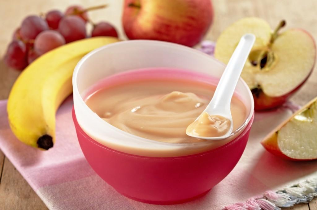 diet makanan bayi