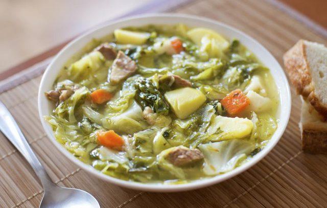 diet sup kol