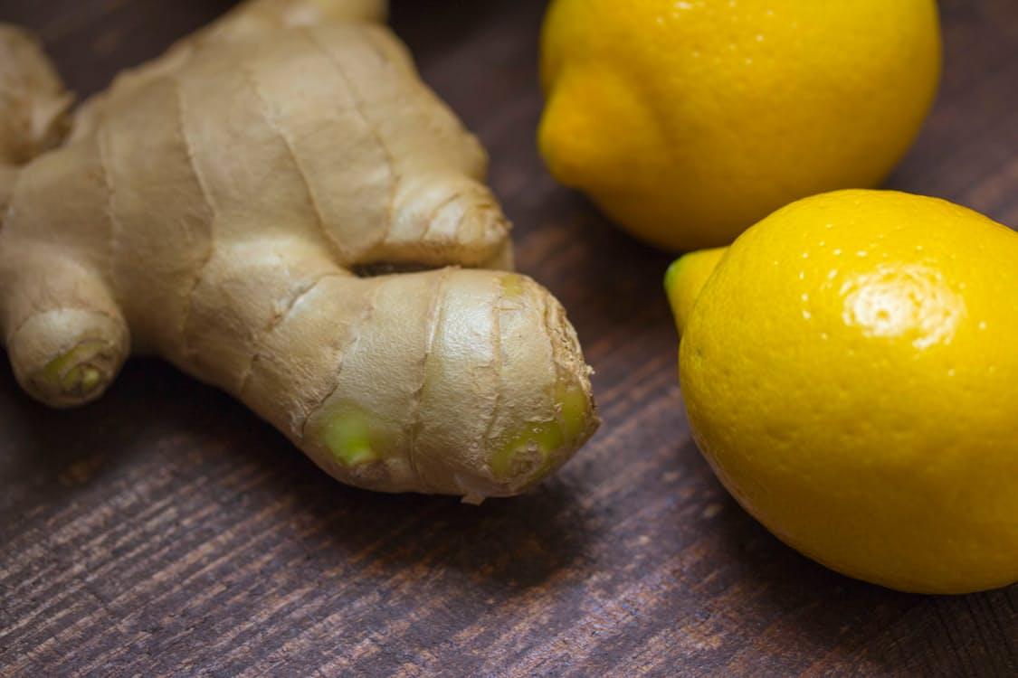 jahe lemon