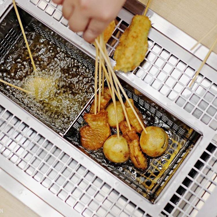 Restoran all you can eat di jakarta kushiya monogatari