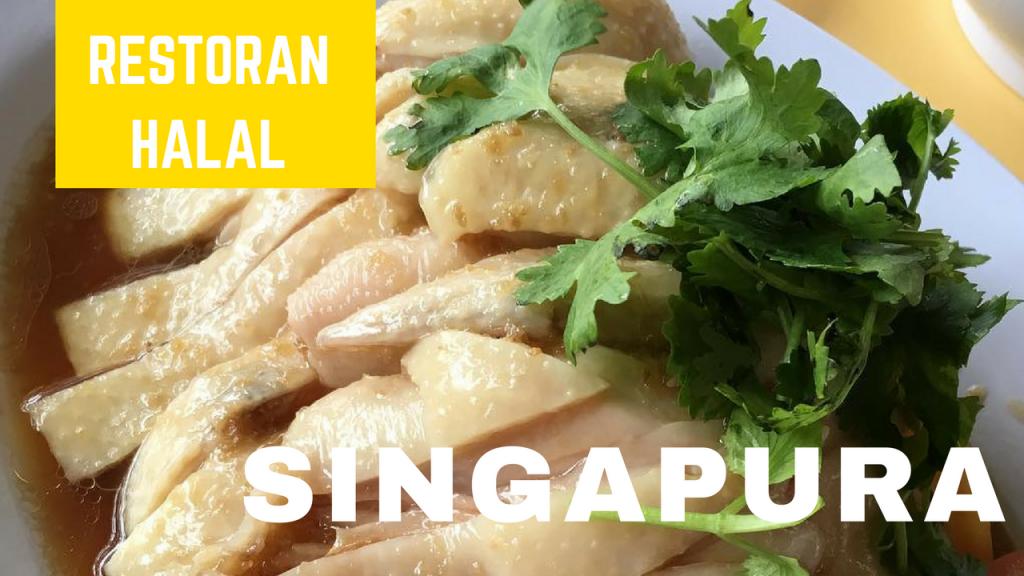 Restoran halal di singapura