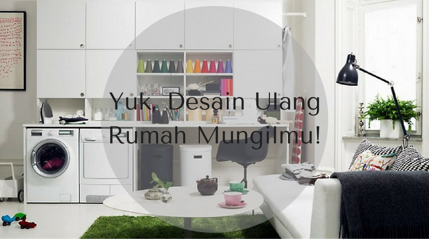 Hemat Tempat! Ini Desain Ruangan Multifungsi untuk Rumah Mungilmu