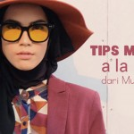 Trik Make up Andalan Iymel dengan Produk Muslimarket