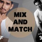10 Gaya Mix and Match a la J Ryan & Han Chandra