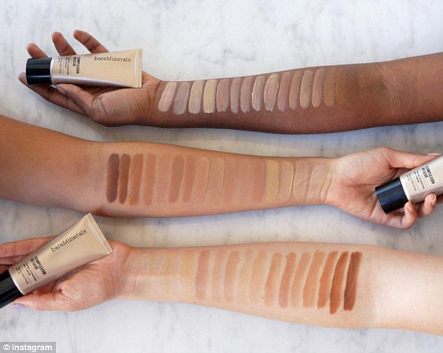 how to choose foundation shade for asian skin