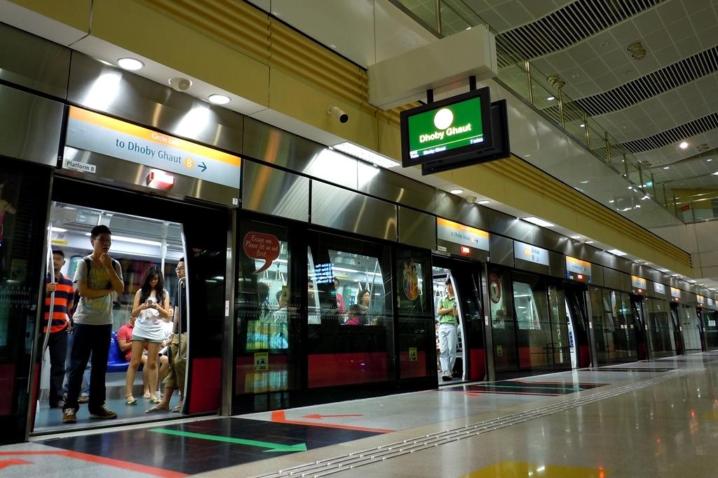 Mengintip Singapura, Ini dia 9 Perubahan Setelah MRT Jakarta Hadir