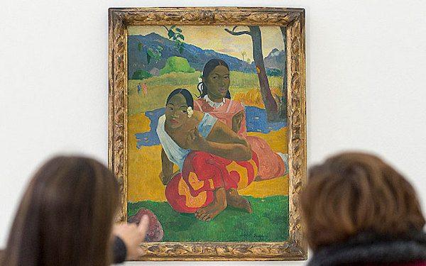 Nafea Faa Ipoipo (Kapan Kau Akan Menikah?) Paul Gauguin