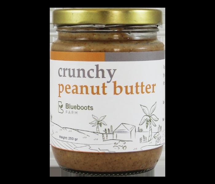 Blueboot's Crunchy Peanut Butter