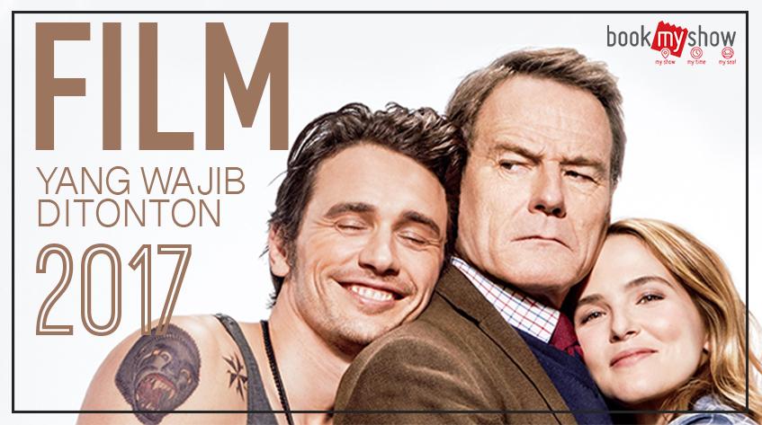 8 Film Bioskop Keren 2017 yang Tersedia di Bookmyshow