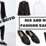 4 OOTD Mix and Match Fashion Kantoran 2017