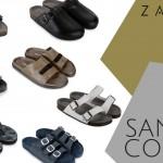 Cara Mix and Match 7 Sandal Cowok dari Zalora