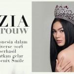 6 Fakta Menarik dari Kezia Warouw, Wakil Indonesia di Miss Universe
